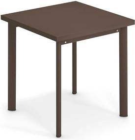 Emu Star Square Tafel Indian Brown 70x70