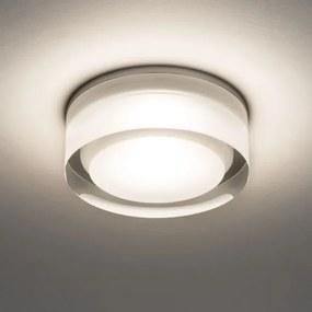 Astro Vancouver Round 90 LED Plafondlamp 6.6cm IP44 verlichting geintegreerd glas 1229012
