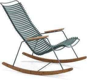 Houe Click schommelstoel pine green