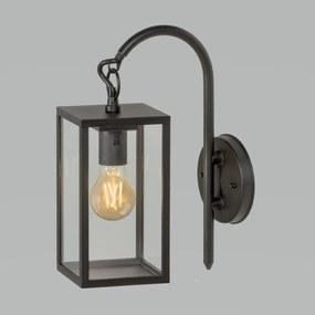 Columba wandlamp zwart