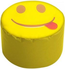 Sitting Point DotCom SMILE - Geel