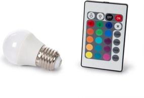 Ledlamp 4 W E27 RGB & Warmwit