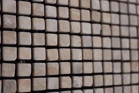 Mozaiek yellow Marmer 1,5x1,5x1 anticato