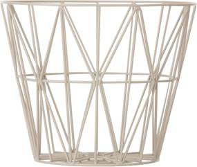 Ferm Living Wire Basket opbergmand grijs medium