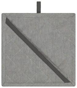 Pannenlap - 21 X 21 - Katoen - Grijs (grijs)