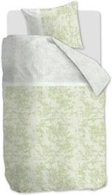 Beddinghouse | Dekbedovertrekset Empress lits-jumeaux: breedte 240 cm x lengte 200/220 cm + groen dekbedovertrekken katoensatijn | NADUVI outlet