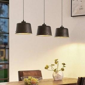 Rubinjo hanglamp, 3-lamps - lampen-24