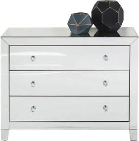 Kare Design Luxury Ladekast Met Luxe Uitstraling - 91x41x73.5cm.