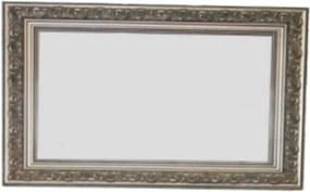 Barok Spiegel 80x140 cm Zilver