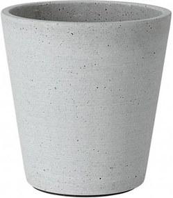 COLUNA bloempot Ø14 cm lichtgrijs (hoogte 14,5 cm