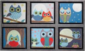 Deurmat Owl Life