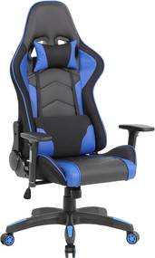Gamestoel Advanced - Blauw