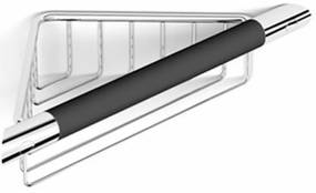 El paso hoekkorf met wandgreep zwart chroom