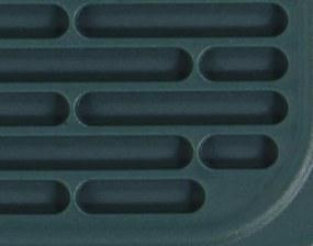 Pannenlap - 17 X 17 - Siliconen - Donkergroen (donkergroen)