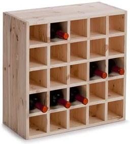 Vierkant Wijnrek 25 Flessen