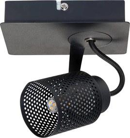 Spotlight Sandy - 1 zwart