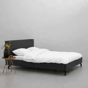 Eco-leren bed Detroit (180x210 cm)