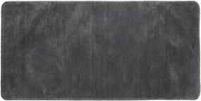 Sealskin Angora badmat 140x70cm polyester Grijs 293990414