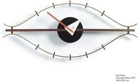 Eye Wandklok 76 x 34 cm