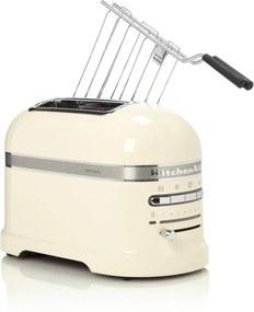 KitchenAid Artisan broodrooster 2-slots 5KMT2204 - Amandelwit