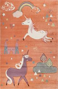 Sunny Unicorn Animals ESP21974020 - 80 X 150 - vloerkleed