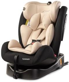 Baby Nora Autostoel Kinderen Mokki 0-36 Kg Isofix Beige