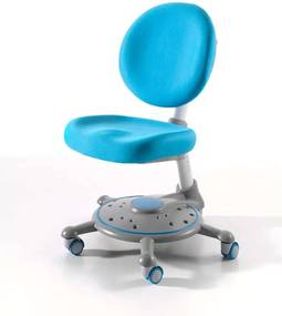 Vipack bureaustoel Comfortline - blauw - 70x54,5x51 cm - Leen Bakker