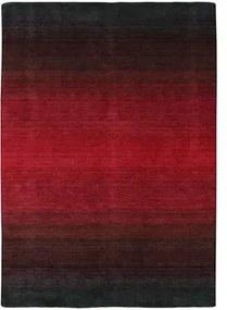 Panorama Red Vloerkleed