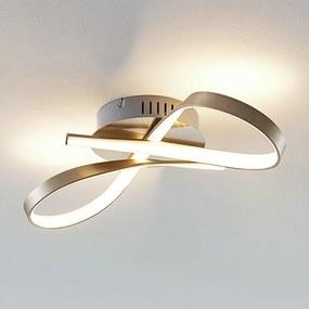 LED plafondlamp Arlana in lusvorm - lampen-24