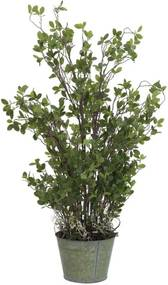 Kunstplant - Wintergroene struik 120cm