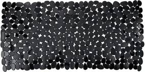 Badmat Wenko Paradise Antislip 71x36cm Kunststof Zwart
