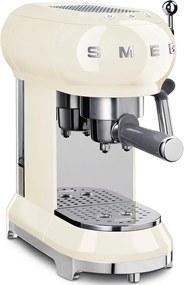 Smeg 50's Style espressomachine ECF01CREU - crème
