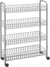Snello Keukentrolley 4 Etages