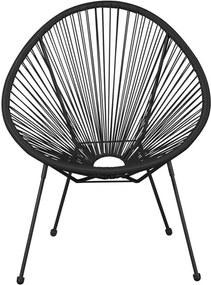 Lisomme Relax draadstoel - Bo - Tuinstoel - Fauteuil - Loungestoel - Le Studio Acapulco - tuinstoel Vero - draadstoel - terrasstoelen - balkonstoelen