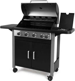 Garden Grill gasbarbecue Premium 4.1 - Leen Bakker