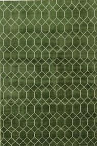Brinker Carpets - Brinker Feel Good Carpets Laatz Army Green - 240 x 340 - Vloerkleed