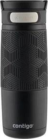 Drinkfles Metra 470 ml zwart