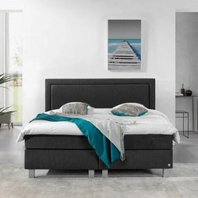 DreamHouse Bedding Boxspringset - Kello Comfort 140 x 200, Montagekeuze: Excl. Montage