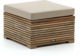 ROUGH-C lounge voetenbank 60x60cm - Laagste prijsgarantie!
