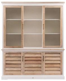 Rivièra Maison - Pacifica Buffet Cabinet XL - Kleur: wit