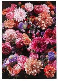 Kare Design Touched Flower Bouquet Bloemen Schilderij