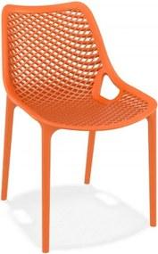 Kantinestoel Air - Oranje