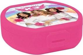 Koekendoos K3 Meisjes 11 X 4 Cm Roze/wit
