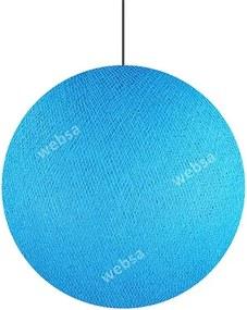 Lamp Bright Blue 25cmØ