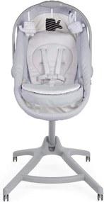 Baby Hug Air 4 In 1 Wieg/ Kinderstoel - Stone - Kinderstoelen
