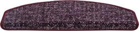 Trapmaantje Imola Paars - 25 x 65 cm