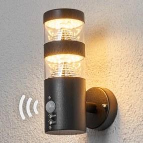 Buitenwandlamp Lanea met LED en bewegingssensor - lampen-24