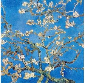 Goossens Schilderij Amandelbloesem, 100 x 100 cm