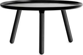 Normann Copenhagen Tablo salontafel large 78 zwart/zwart