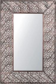 Wandspiegel messing BRIENNE